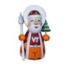 Спортивный Резной Дед Мороз малый Virginia Tech Hokies