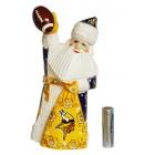 Спортивный Резной Дед Мороз Minnesota Vikings