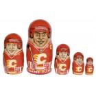 Матрешка Calgary Flames