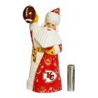 Спортивный Резной Дед Мороз Kansas City Chiefs