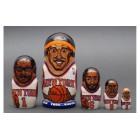 Матрешка New-York Knicks