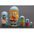 Матрешка The SpongeBob Губка Боб