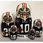 Матрешка Auburn Tigers