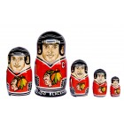 Матрешка Chicago Blackhawks