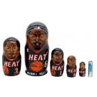 Матрешка Miami Heat