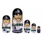 Матрешка Seattle Mariners