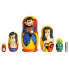 Матрешка Superman Супермен