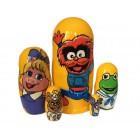 Матрешка Muppet Babies Куколки-малышки, Маппет-шоу