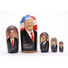 Матрешка Американские политики