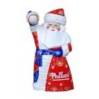 Спортивный Резной Дед Мороз Philadelphia Phillies