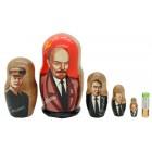 Матрешка Ленин4