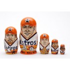 Матрешка Houston Astros 2