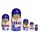 Матрешка Texas Rangers