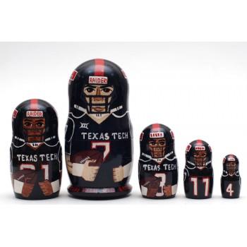 Матрешка Texas Tech Red Raiders