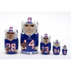 Матрешка Buffalo Bills
