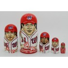 Матрешка Washington Nationals2
