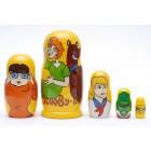 Матрешка Scooby-Doo Скуби-Ду