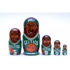Матрешка Boston Celtics