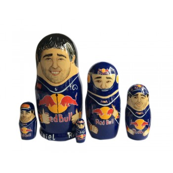 Матрешка Даниэль Риккардо Daniel Ricciardo