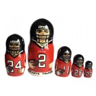 Матрешка Atlanta Falcons