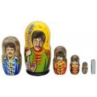 Матрешка The Beatles Битлз2