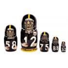 Матрешка Pittsburgh Steelers2