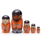 Матрешка Houston Astros