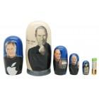 Матрешка Steve Jobs Стив Джобс