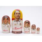 Матрешка Real Madrid Реал Мадрид2
