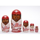 Матрешка Philladelphia Phillies